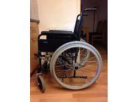 Wheelchair Self Propelled
