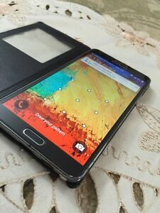 Samsung galaxy note 3 unlocked perfect condition