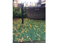 2 bed gff with garden W12