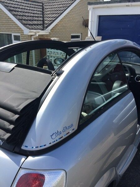 CITROEN C3 Pluriel Convertible - great first or town car MUST GO!