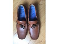 Ted baker men's shoes size 10 worn once