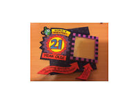 Photo frame- worlds greatest 21 year old