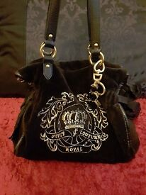 AUTHENTIC JUICY COUTURE HANDBAG