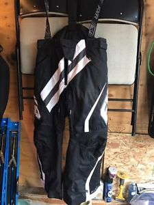 FXR insulated snow pants size large
