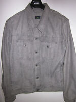 AUTHENTIC LIMITED EDITION MENS LACOSTE DENIM JEAN JACKET XL