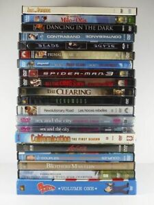 Various DVDs - 3 for $2.00!