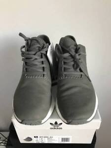 Wings and Horns x Adidas Leather Boost NMD R2 Size 9. Deadstock