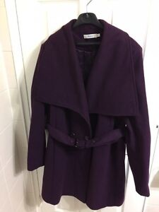 New purple winter jacket from Rickis size XXL only $40 Kitchener / Waterloo Kitchener Area image 1