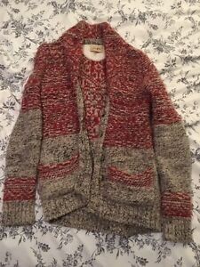 Aritzia Wilfred Wool Sweater xxs