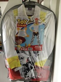 Fancy dress costume, Jessie from Toy Story