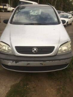 Holden Zafira 2001 Parts Only