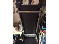 Electric treadmill £100 ONO.