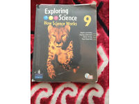 Exploring science textbook