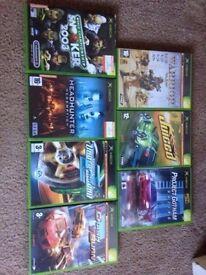 Original Xbox & games.