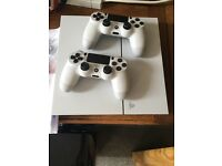 PS4 (500gb) with 2 controllers and FIFA 2016. *** NO OFFERS ***