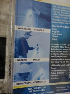 Brand New Beamii Lock Lights -Very Handy Item for your Door Lock Kitchener / Waterloo Kitchener Area image 6