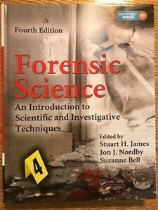 Forensic Science: An Introduction to Scientific and Investigativ