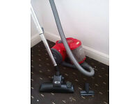 vacuum cleaner in a good condition