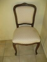 Splendide Chaise