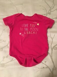 Girl's 12-18 Month Onesie **READ DESCRIPTION**