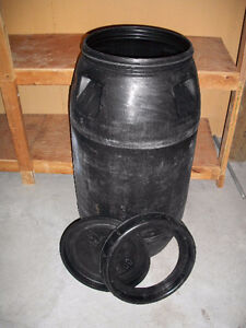 Rain/Compost/Storage Barrels