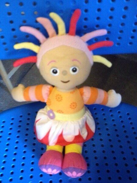 Upsy daisy dolly