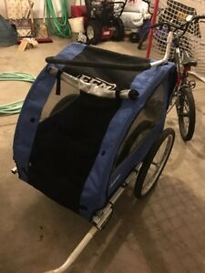 CCM bike trailer