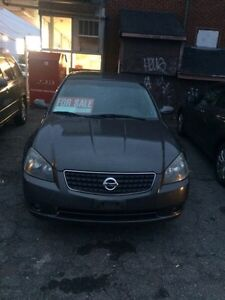 2005 Nissan Altima LOW KMS