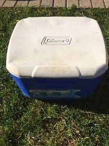 Coleman 16 quart cooler with handle