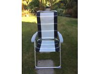 6 position fully Reclining Lounger Chair