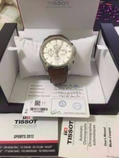 TISSOT COUTURIER AUTOMATIC CHRONOGRAPH South Perth South Perth Area Preview