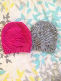 Girls winter hats