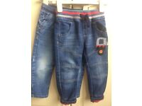 2 pairs of next boys jeans age 2-3