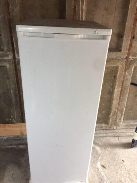 Tall Freezer- White