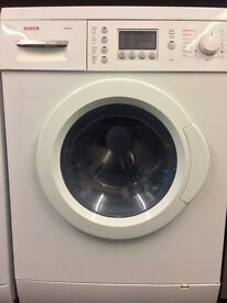 BOSCH WASHER DRYER 6KG STANDARD SIZE FREE DELIVERY AND WARRANTY