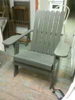 Solid Wood Muskoka Chair