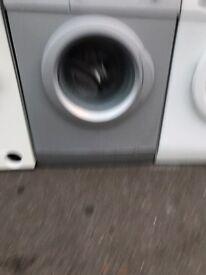 Bosch washing mechine silver
