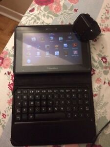 Selling blackberry playbook 32gb with keyboard  casing