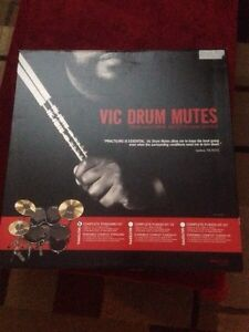 Pads Vic drum mutes
