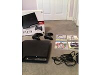 PS3 Console Bundle Including FIFA!