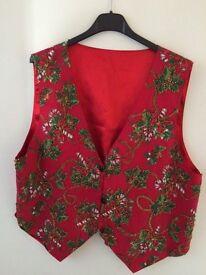 Christmas Waistcoat