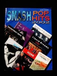 [Easy Piano] Smash Pop Hits 2002 Songbook Loganholme Logan Area Preview