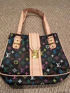 Louis Vuitton purse made in france   not sure if its real