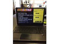 HP ENVY M6 laptop