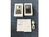 iPod classic 7th gen 120gb boxed