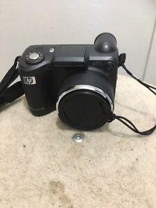 H p Camera