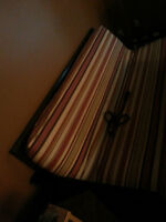 Great condition futon. Smells like comfort