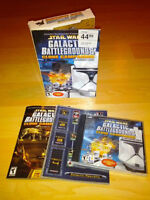Star Wars Galactic Battlegrounds Clone Campaign Expansion (2002)