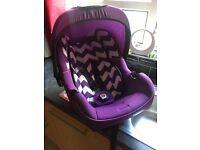 Car seat £15