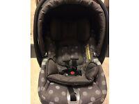 Mamas & Papas Primo Viaggio IP Car Seat - Reduced Price as needs to be Sold